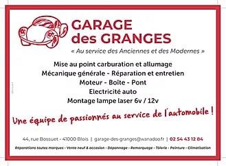 Garage des Granges