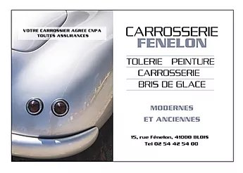 Carrosserie Fenelon